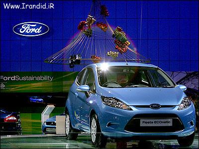 عکسهایی از نمایشگاه اتومبیل در انگلیس Www.Irandid.iR