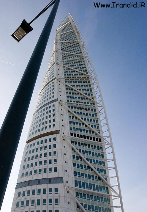 زیباترین ساختمانهای دنیا با طراحی باور نکردنی !!! Www.Irandid.iR